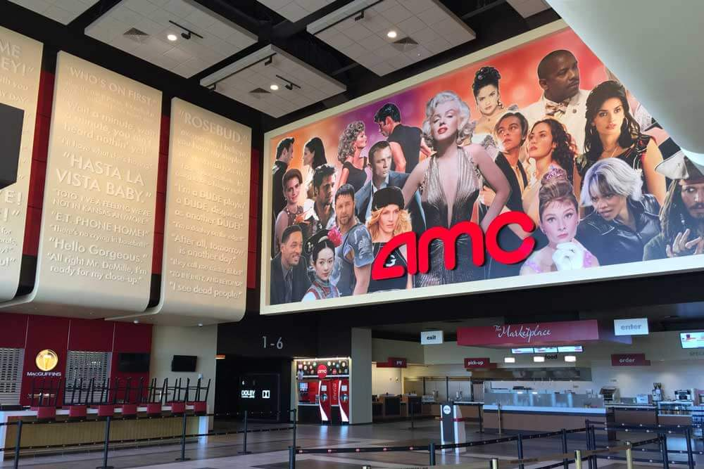 Amc Oakbrook Center 12 Anning Johnson Company