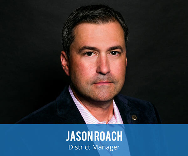Jason Roach is the Portland area district manager for Anning-Johnson Company.