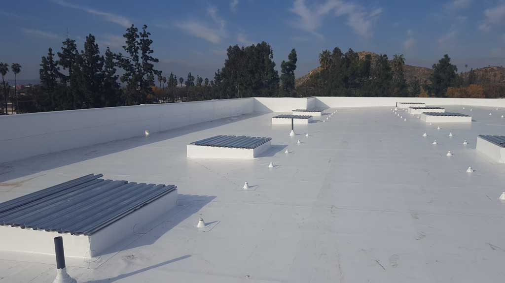 Anning-Johnson is an experienced specialty subcontractor offering roofing services.