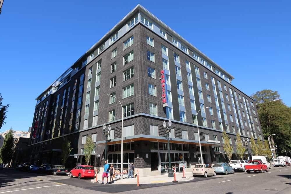 Hampton Inn And Suites Anning Johnson Company