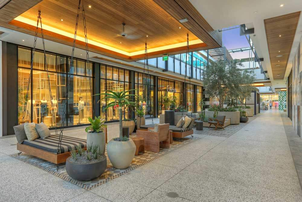 Westfield Century City Anning Johnson Company